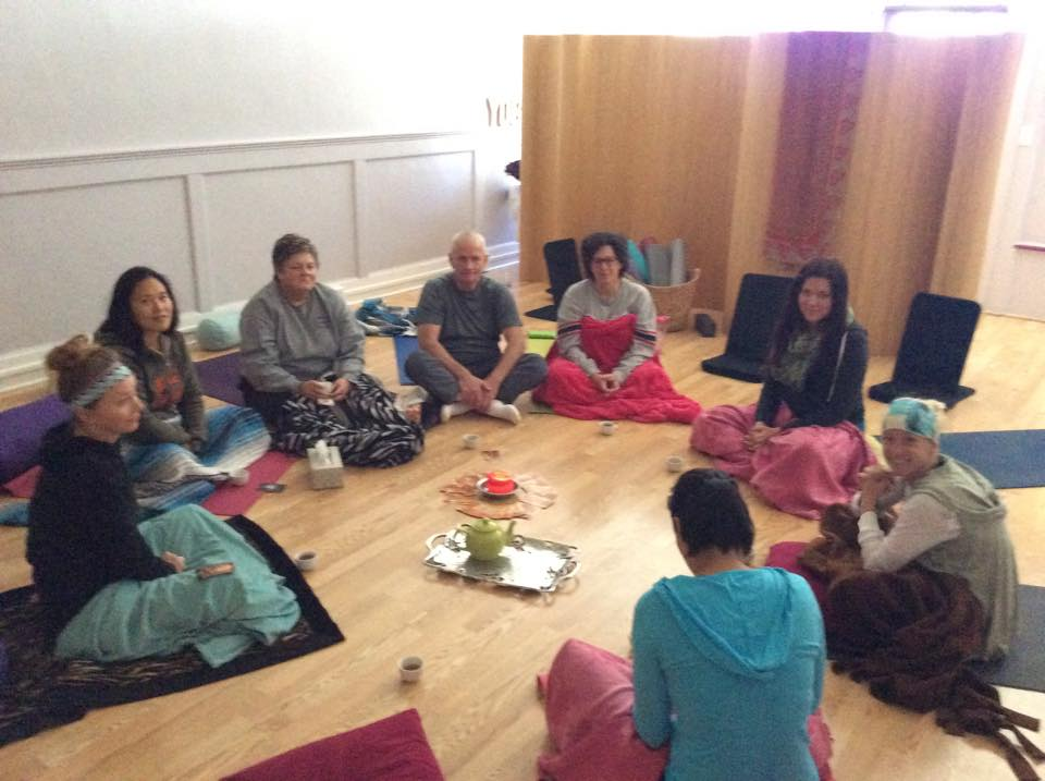 guided meditation omaha